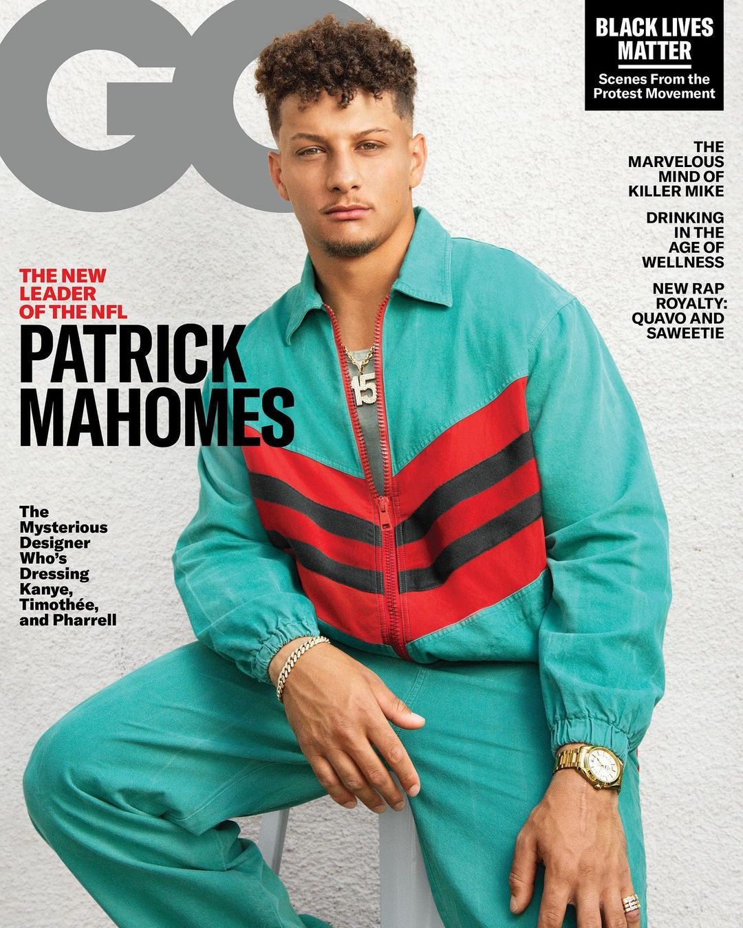 Patrick Mahomes Phone Number, Fanmail Address and Contact Details