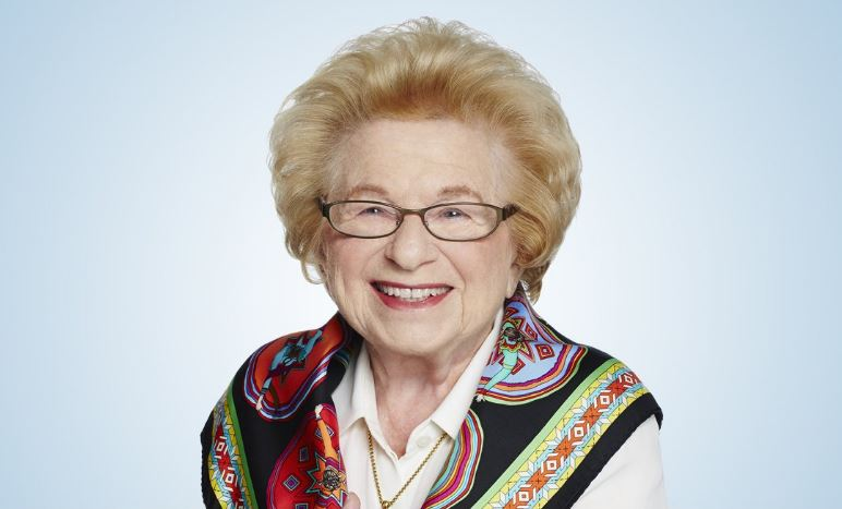 Ruth Westheimer Phone Number, Fanmail Address and Contact Details