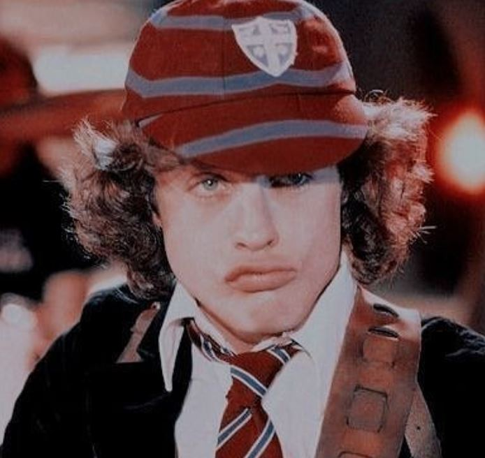Angus Young Phone Number, Fanmail Address and Contact Details