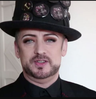 Boy George Phone Number, Fanmail Address and Contact Details